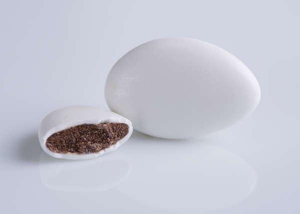 Dragée chocolat vernie : Dragées