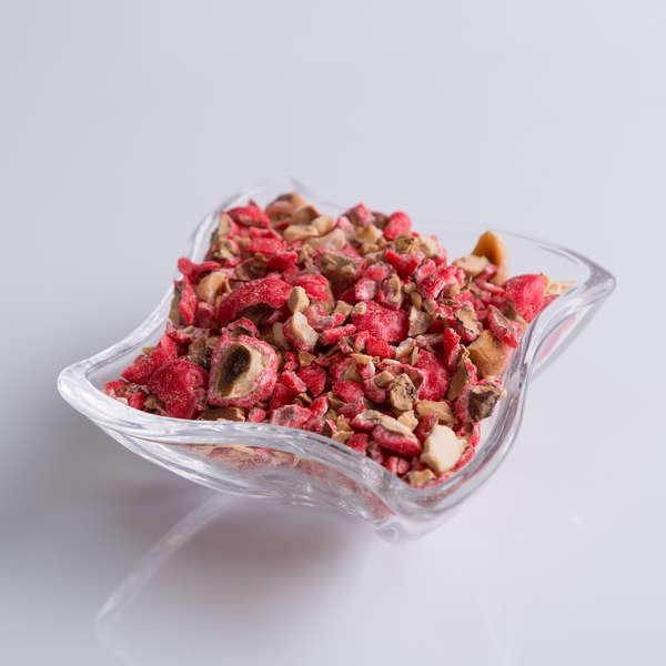 Praline amande grillée concassée  50% : Pralines