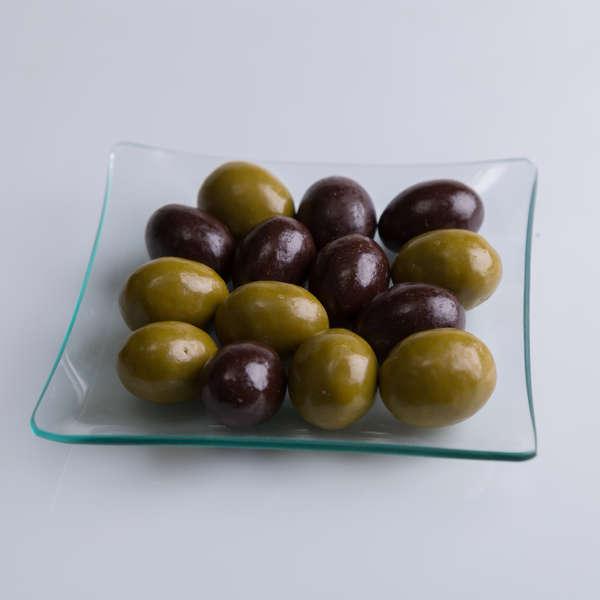 Olives noires et vertes : Confiseries