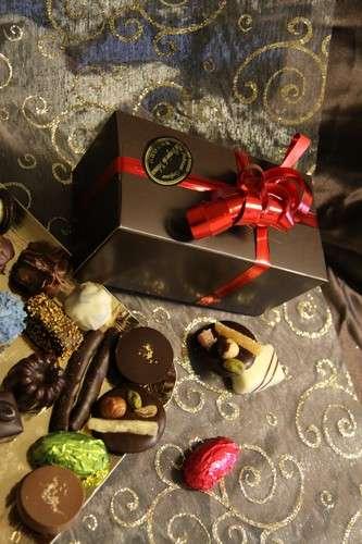 Ballotins de 350g de chocolats assortis : Chocolat