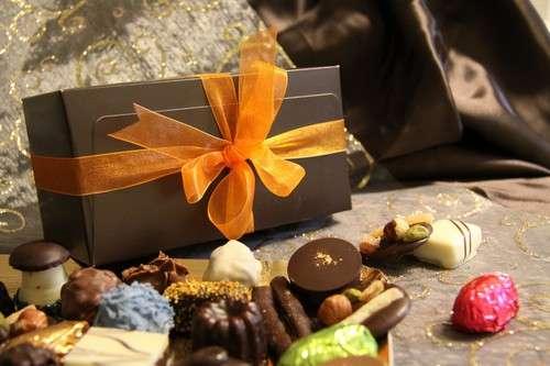 Ballotin de 500g de chocolats assortis : Chocolat