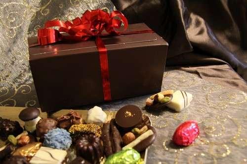 Ballotin de 750g de chocolats assortis : Chocolat