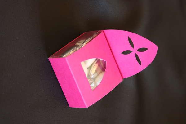 Boite Vitrail Plexis 3.718 : Emballages