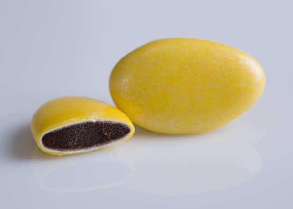 Dragée Chocolat Vernis Nacrée : Dragées