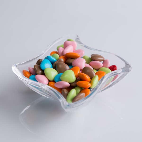 Minis coeurs chocolat : Dragées
