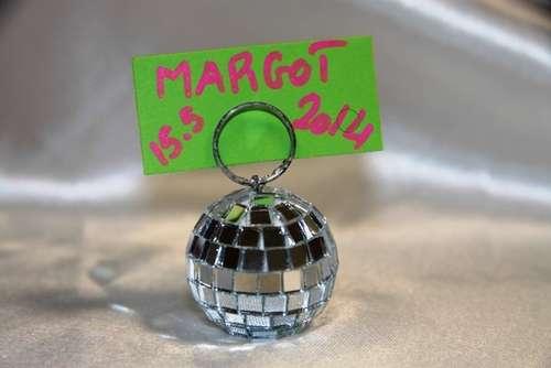 Marque place disco :