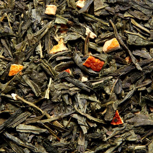 Thé Vert Soleil des Tropiques : Thé