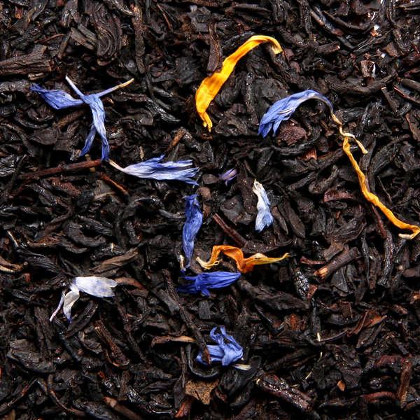 Thé Noir Earl Grey Supérieur : Thé