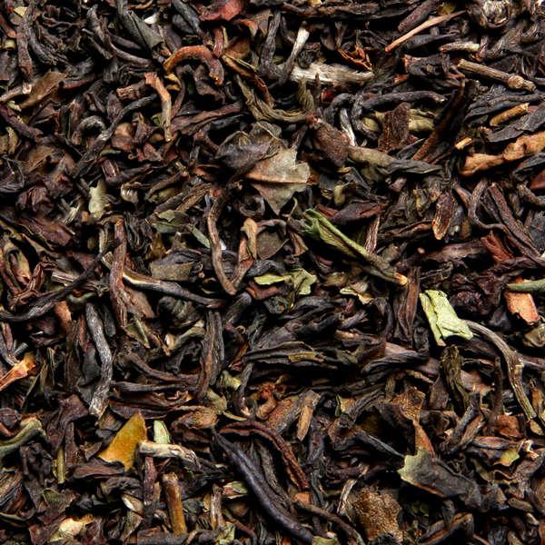 Thé Noir Darjeeling Himalaya : Thé