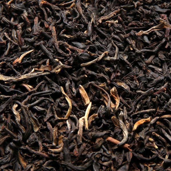 Thé Noir Grand Yunnan : Thé