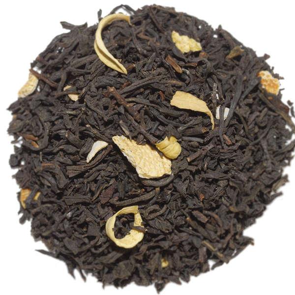 Thé Noir Agrumes : Thé