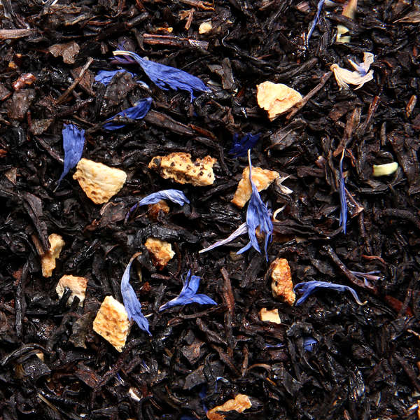 Thé Noir Goût Russe : Thé