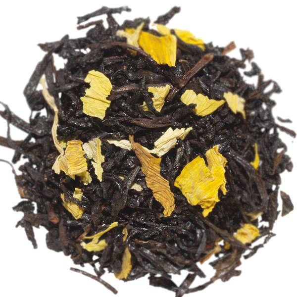 Thé Noir Fruits De La Passion : Thé