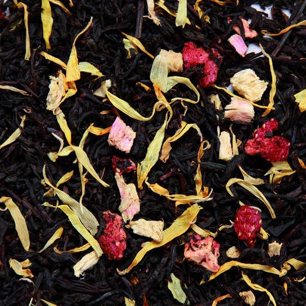 Thé Noir Jardin Gourmand : Thé
