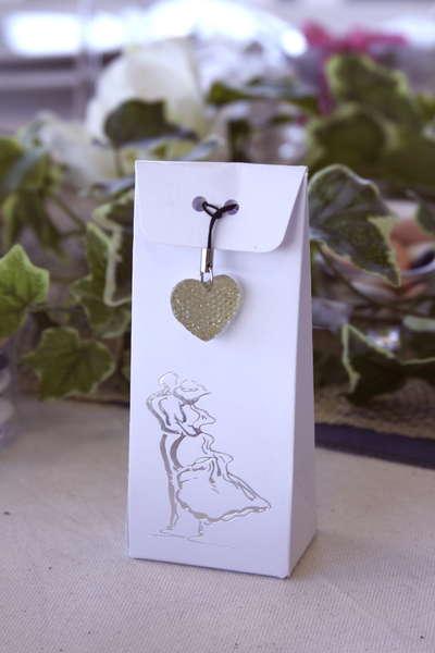 Coeur Porte-Clef : Emballages